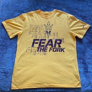 Nike DRI-FIT Arizona SUN DEVILS Shirt Size XL